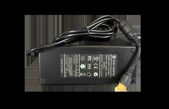 Beta & SEC-M10 key cutting machine 12V Adaptor with Power Cord