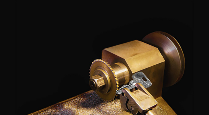 How to calibrate S1 jaw on Beta key cutting machine