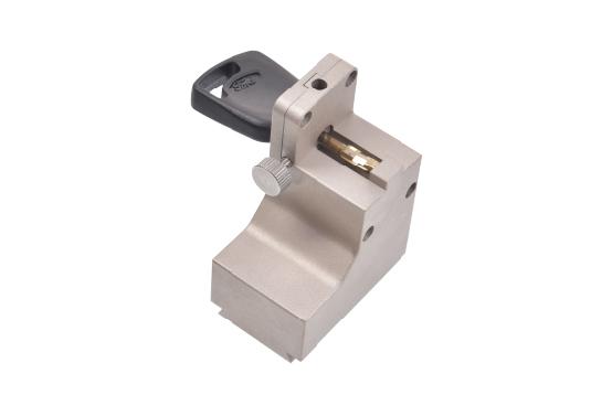 S4 Ford & Jaguar FO21 Tibbe Key Jaw for Alpha Automatic Key Cutting Machine