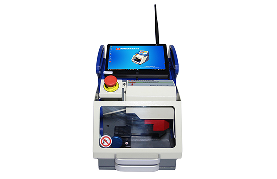 Factory Cheap Hot Automotive Key Cutting Machine -