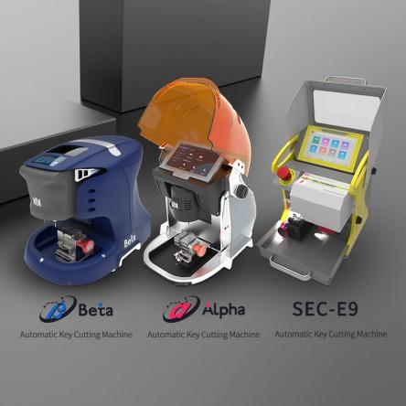 Beta & Alpha & E9