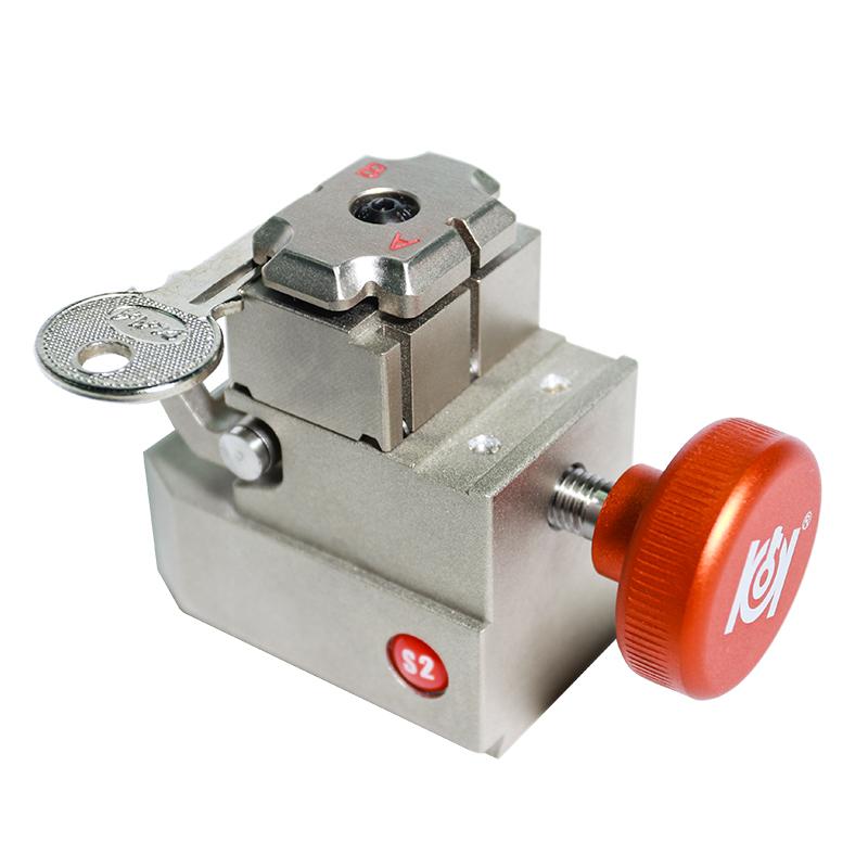 18 Years Factory Key Machine Manual And Automatic - S2 single standard key jaw for Alpha key cutting machine – Kukai