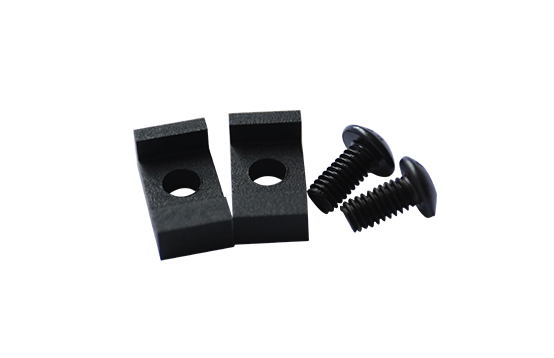 Auxiliary clamp set foar # 1 Jaw