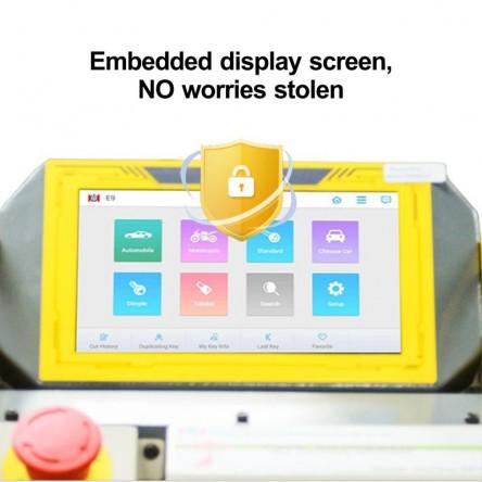 screen display