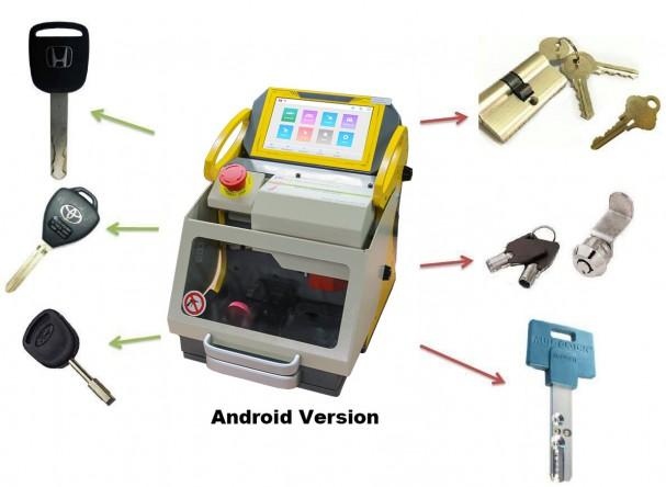sec-e9 Android machine